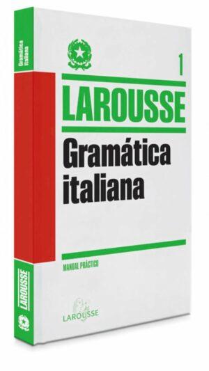 Gramatica Italiana LAROUSSE Lengua Italiana Manuales practicos e1634231395554